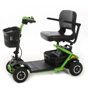 Green Transportable Mobility Scooter