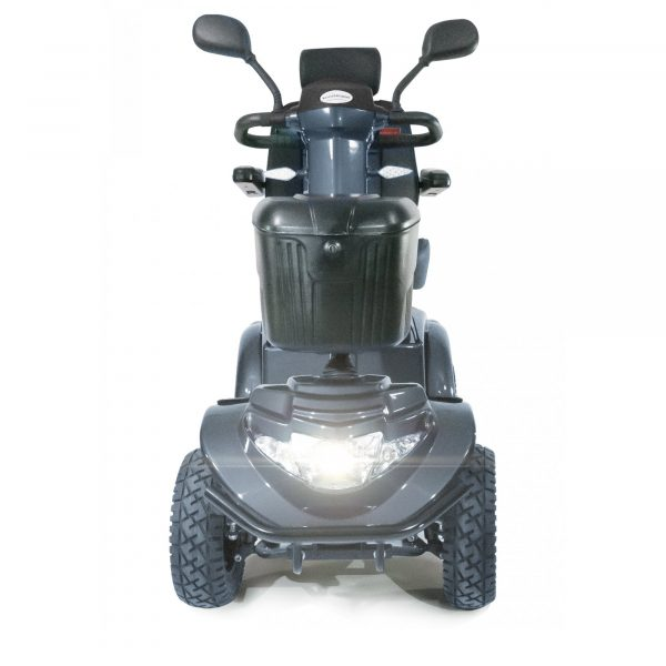 Grey All Terrain Mobility Scooter