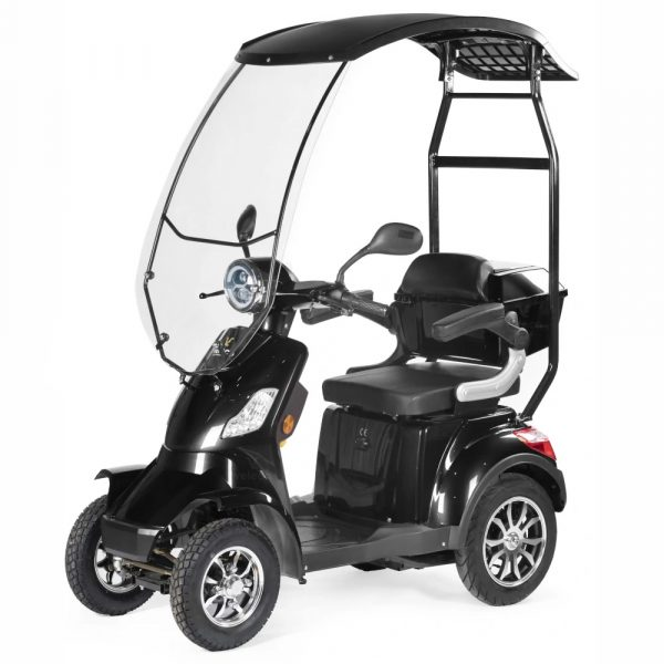 Large ball Scooter with Canopy